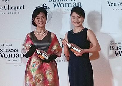 MHDモエヘネシーディアジオ、「ヴーヴ・クリコ」で女性の起業家精神を表彰