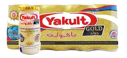 ヤクルト本社、中東で「ヤクルトゴールド」発売 UAEから販売開始