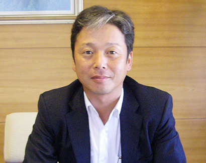 近畿中四国小売流通特集:サニーマート・中村彰宏社長 生活総合提案型小売へ
