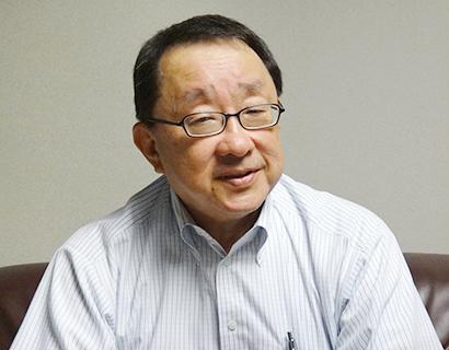 近畿中四国小売流通特集:キョーエイ・埴渕一夫社長 基本の徹底を進める