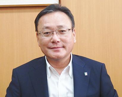 近畿中四国小売流通特集:フジ・山口普社長 さらなる安さを追求