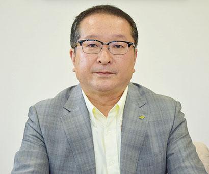 全国卸流通特集:北海道酒類販売・伊関淑之社長 営業、物流力を徹底強化