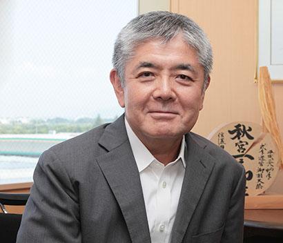 全国卸流通特集:マルイチ産商・平野敏樹社長 「メーカー型」へシフト
