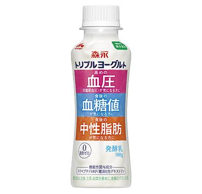 ヨーグルト・乳酸菌飲料特集:森永乳業 主要4ブランドで需要喚起