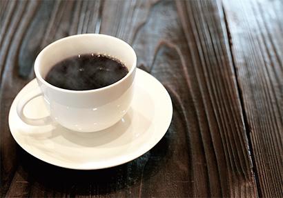 ほっとコーヒータイム(131)湯量と湯温に注目