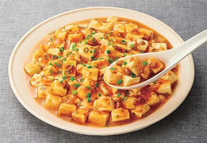 麻婆豆腐が恋しい季節 丸美屋「麻婆豆腐の素」シリーズ 48年ぶりに新味も登場…