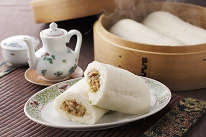 中華まん特集:フタバ食品 ワンランク上の商品開発 熟成でもちもち生地