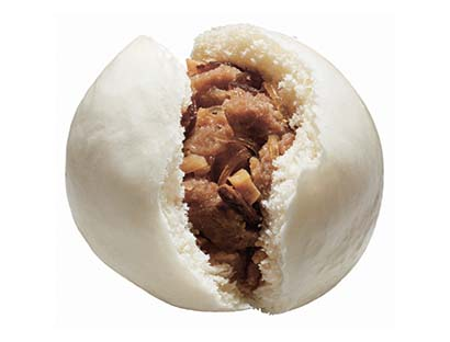 中華まん特集:山崎製パン 「具たっぷり」リニューアル 具材の品質を向上