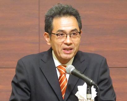 多田格新会長