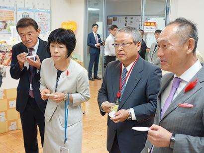 日本冷凍食品協会、農水省で恒例イベント 伊藤会長「存在価値伝える」