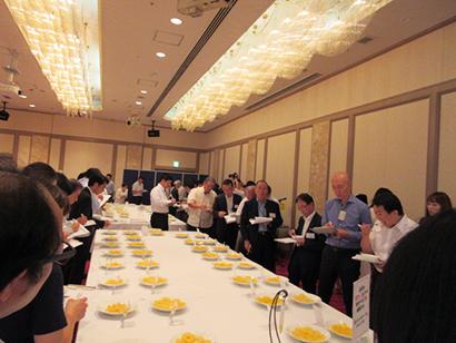 「パインアップル缶詰開缶研究会」開催 今年も国産品(沖縄)が優位