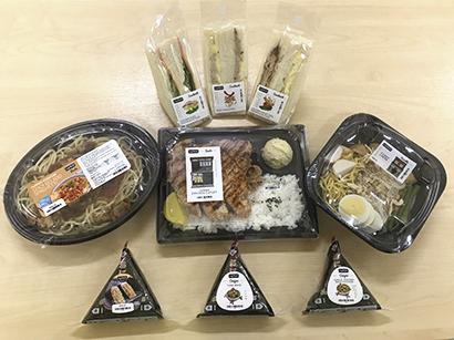 マレーシアのCVSでも日本スタイルの弁当・おにぎり・サンドイッチの販売が本格スタート