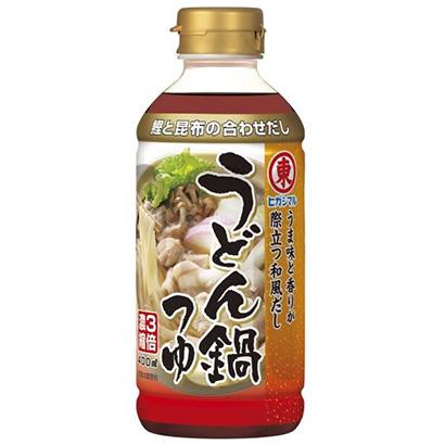 鍋物調味料特集:ヒガシマル醤油 ポーションなど豊富に