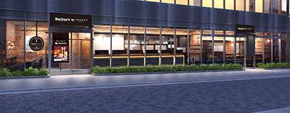 Becker'sとPRONTが初のコラボ新業態 秋葉原にオープン