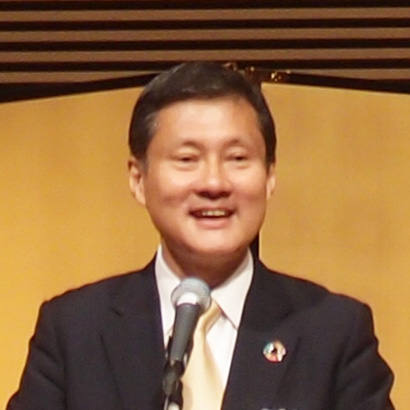 日本フードサービス協会、設立45周年記念パーティー 外食産業のさらなる発展を