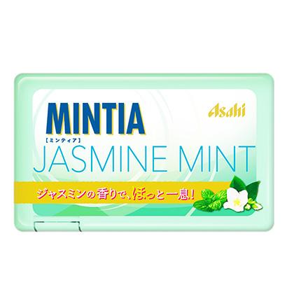 「ミンティア ジャスミンミント」発売(アサヒグループ食品)