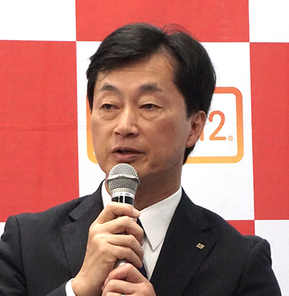 後藤正純社長