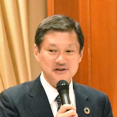 日本フードサービス協会・高岡慎一郎会長が語る 「消費増税大きな影響ない」