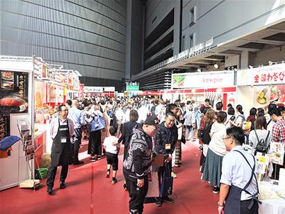 関東食糧、「NEW FOOD FAIR2019」開催 豊かな食空間を創造