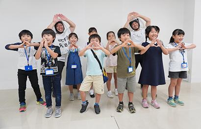 大丸京都店、「きょうとっこ学園」開催 おむすびテーマに食育イベント