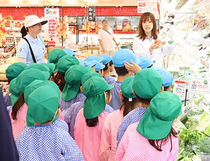 キョーエイ、食育体験学習「5 A DAY」を徳島県で初開催