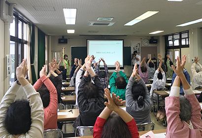 カゴメ、福島県小野町で「健康サポートプログラム」実施 野菜の大切さ学ぶ