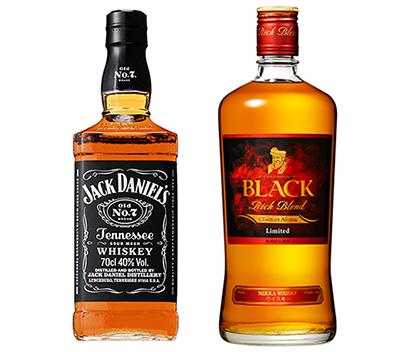 ウイスキー特集:アサヒビール 家飲み需要開拓 ロックや水割りで