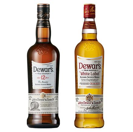 ウイスキー特集:サッポロビール 「デュワーズ」長期熟成品の販売比率高める