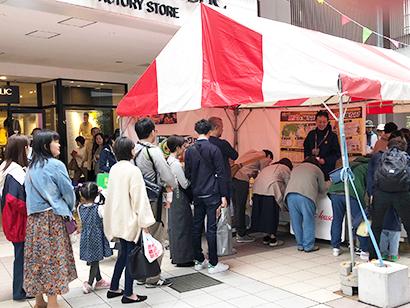 「東北カレーフェスティバル」開催 ハウス食品東北支店も出店