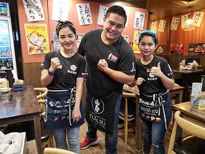 海外日本食 成功の分水嶺(86)しゃかりきナナ店〈下〉