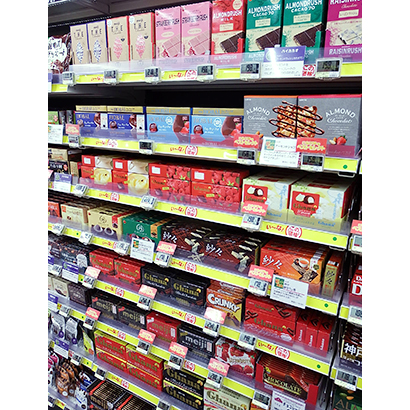 ◆チョコレート特集:チョコレート商戦スロースタート 7月低温の「貯金」で上期…
