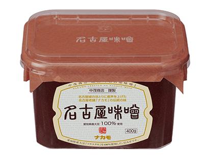 中部秋季特集:味噌・醤油=ナカモ 生味噌群と調理味噌群で売上げ増