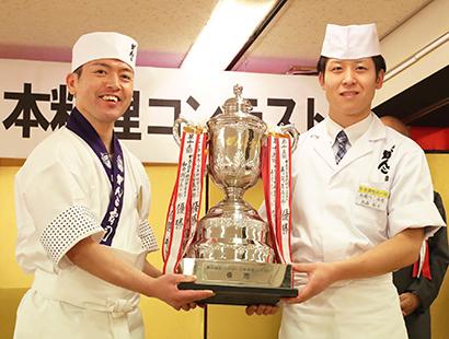 """がんこフードサービス、日本料理コンテスト開催 """"がんこNo.1""""競う"""