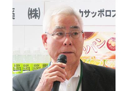 角田勇吉社長