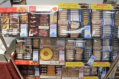 関東歳暮ギフト特集:洋菓子 需要期とも重なり活況