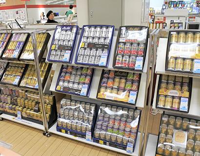 関東歳暮ギフト特集:ビール類 増えるこだわり化粧箱