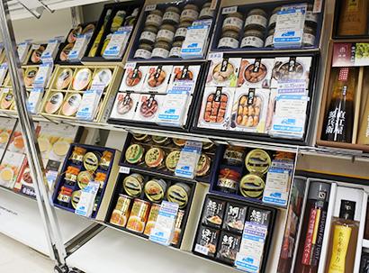 関東歳暮ギフト特集:缶詰 個食・少量多品種が伸び