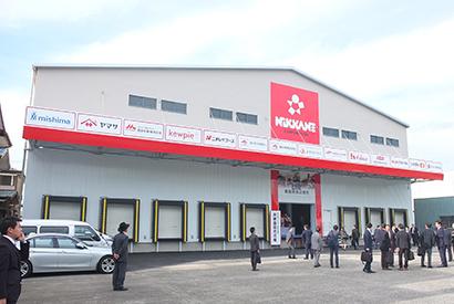 ニッカネ、西東京営業所開設 首都圏100億円体制を