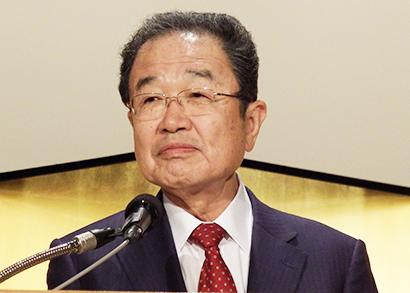 JSA20周年記念式典 川野会長「ライフライン担う」決意示す