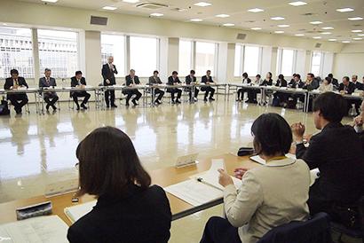 大阪国税局、「酒類輸出促進担当者連絡会議」を開催