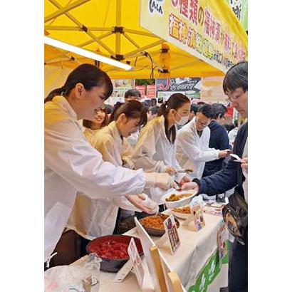 新進、「神田カレーグランプリ」に福神漬を無償提供 福神漬総選挙も実施