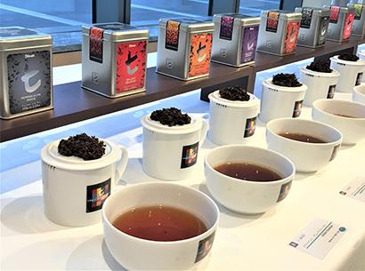 ワルツ、ディルマ紅茶セミナー開催 ホテルクオリティーを提案