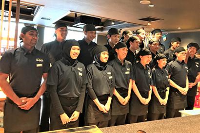 物語コーポレーション「焼肉きんぐ」、多様性推進に注力 外国籍従業員で店舗運営…