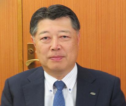 加藤和弥社長