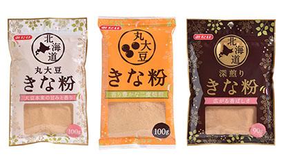 きな粉特集:みたけ食品工業 「製品力」で業界けん引
