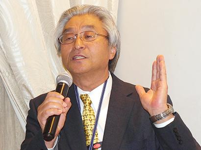 日本生ハム協会、生ハムの日イベント 桜岡代表理事「本物を市場浸透させたい」