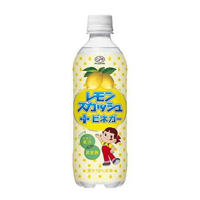 「レモンスカッシュ +ビネガー」発売(不二家)