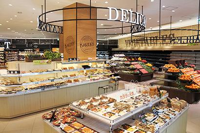 東急ストア南町田店、グランベリーパーク内に開設 惣菜の新商品を集積