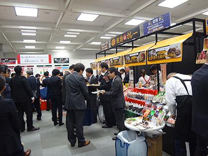 日本アクセス西日本営業部門、「乾物・乾麺展示商談会」を開催