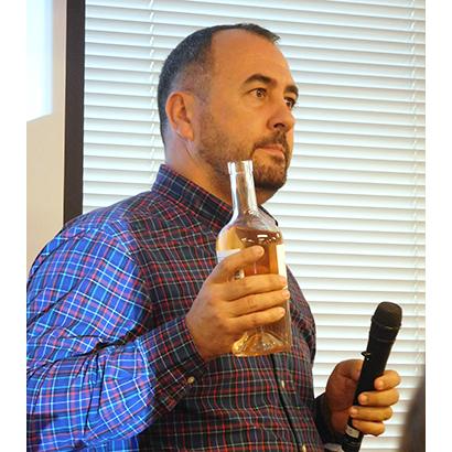 日本酒類販売、ナチュラルワインセミナー開催 ラベントス社「カンスモイ」紹介